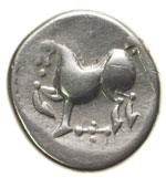 Reverse image of coin 1006