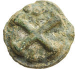 Reverse image of coin 1009