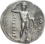 Reverse image of coin 1016