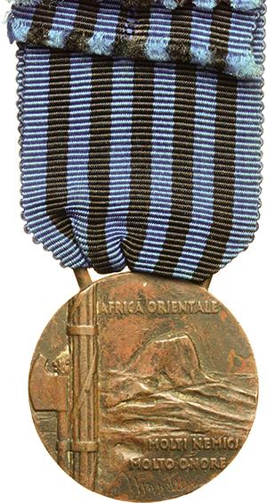 NASTRINO PER MEDAGLIA CROCE COMMEMORATIVA BATTAGLIA DI MENTANA 1867