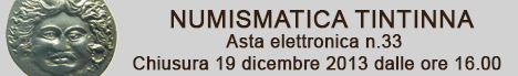 Banner Tintinna - Asta Elettronica 33