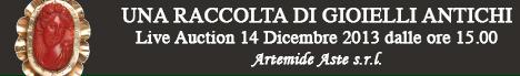 Banner Artemide Aste - Gioielli