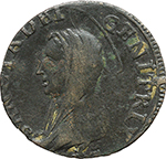 Reverse image of coin 2015