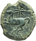 Reverse image of coin 10027
