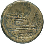 Reverse image of coin 10083