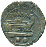 Reverse image of coin 10087