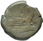 Reverse image of coin 10090