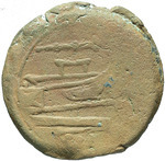Reverse image of coin 10093