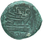Reverse image of coin 10108