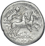 Reverse image of coin 10118