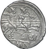 Reverse image of coin 10122