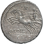 Reverse image of coin 10135