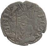 Reverse image of coin 10343