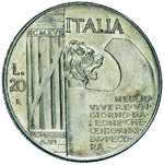 Reverse image of coin 10475