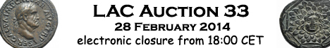 Banner LAC Auction 33