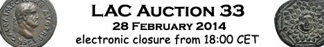 Banner LAC Auction 33
