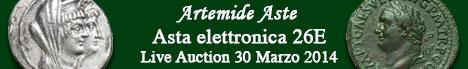Banner Artemide  - Asta 26E