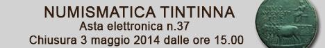 Banner Tintinna - Asta Elettronica 37