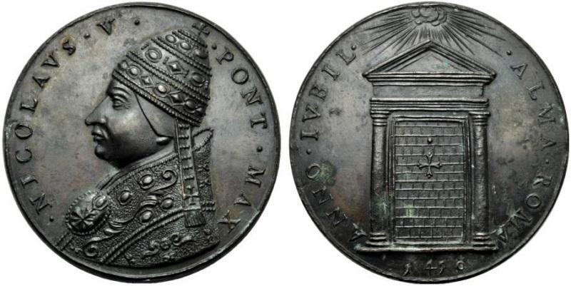 Risultati immagini per monete con la porta santa