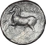 reverse:   AR Didrachm, c. 234-231 BC.