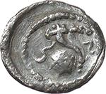 reverse:  C. Considius Paetus. AR Sestertius, 46 BC.
