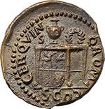 reverse:  Nero (54-68). Semis, circa 64 AD.