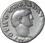 obverse:  Otho (69 AD.). AR Denarius.