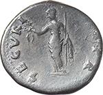 reverse:  Otho (69 AD.). AR Denarius.