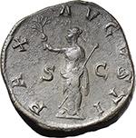 reverse:  Maximinus I (235-238). AE Sestertius, 235-236 AD.
