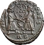 reverse:  Decentius (351-353). AE 21 mm. 350-353 AD. Rome mint.