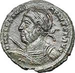 obverse:  Julian II (360-363). AE 20 mm. Rome mint. Struck 361-363 AD.