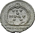 reverse:  Julian II (360-363). AE 20 mm. Rome mint. Struck 361-363 AD.