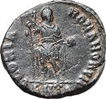 reverse:  Theodosius I (379-395). AE 21 mm, 392-395 AD. Antioch mint.