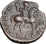 reverse:  Honorius (393-423). AE 16 mm, 392-395 AD. Cyzicus mint.