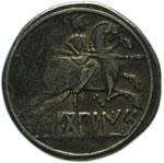 Reverse image of coin 3002