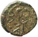 Reverse image of coin 3003