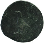 Reverse image of coin 3016