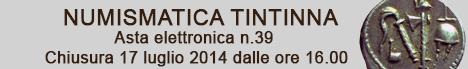 Banner Tintinna - Asta Elettronica 39