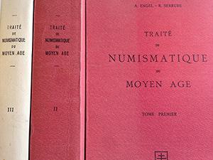 obverse image:  ENGEL, A. & SERRURE, R. Traité de numismatique du moyen age. Tome I-III.