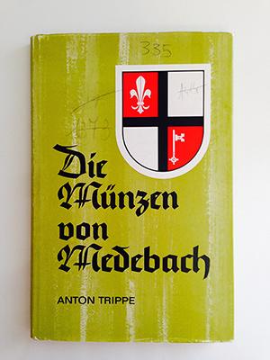 obverse image:  TRIPPE, A. Die Münzen von Medebach.
