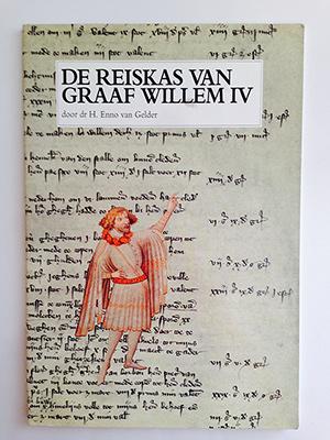 obverse image:  VAN GELDER, H.E. De Reiskas van Graaf Willem IV.