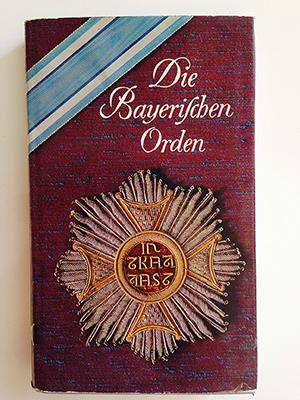 obverse image:  SCHREIBER, G. Die Bayerischen Orden und Ehrenzeichen.