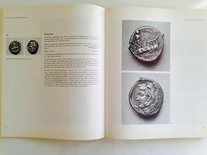 obverse image:  BANK LEU ZURICH & MÜNZEN UND MEDAILLEN BASEL Auktion 28 mai 1974. Griechische Münzen Aus der Sammlung eines Kunstfreundes.