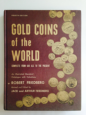 obverse image:  FRIEDBERG, R. Gold coins of the world. Complete from 600 AD to the present. An illustrate standard catalogue with valutations. Fourth edition. New York, 1976. pp. 467, ill in b/n n.t.