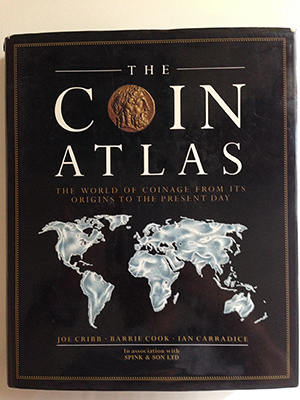 obverse image:  CRIBB, J., COOK, B. & CARRADICE, I. The coin atlas. The world of coinage from its origins to the present day.