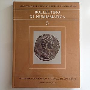 524a65c1e9 Obverse image of coin 201 · 201: BOLLETTINO DI NUMISMATICA.