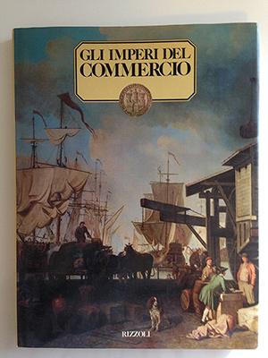 obverse image:  AA.VV. Gli imperi del commercio.