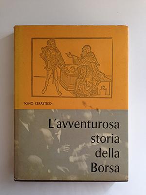obverse image:  CERASTICO, I. L avventurosa storia della borsa.