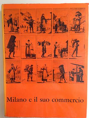 obverse image:  ZEZZOS, R. Milano e il suo commercio.