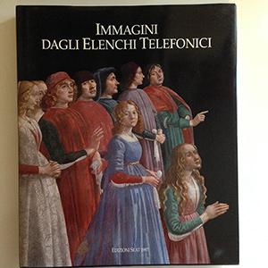 obverse image:  AA.VV. Immagini dagli elenchi telefonici. Arte e territorio.